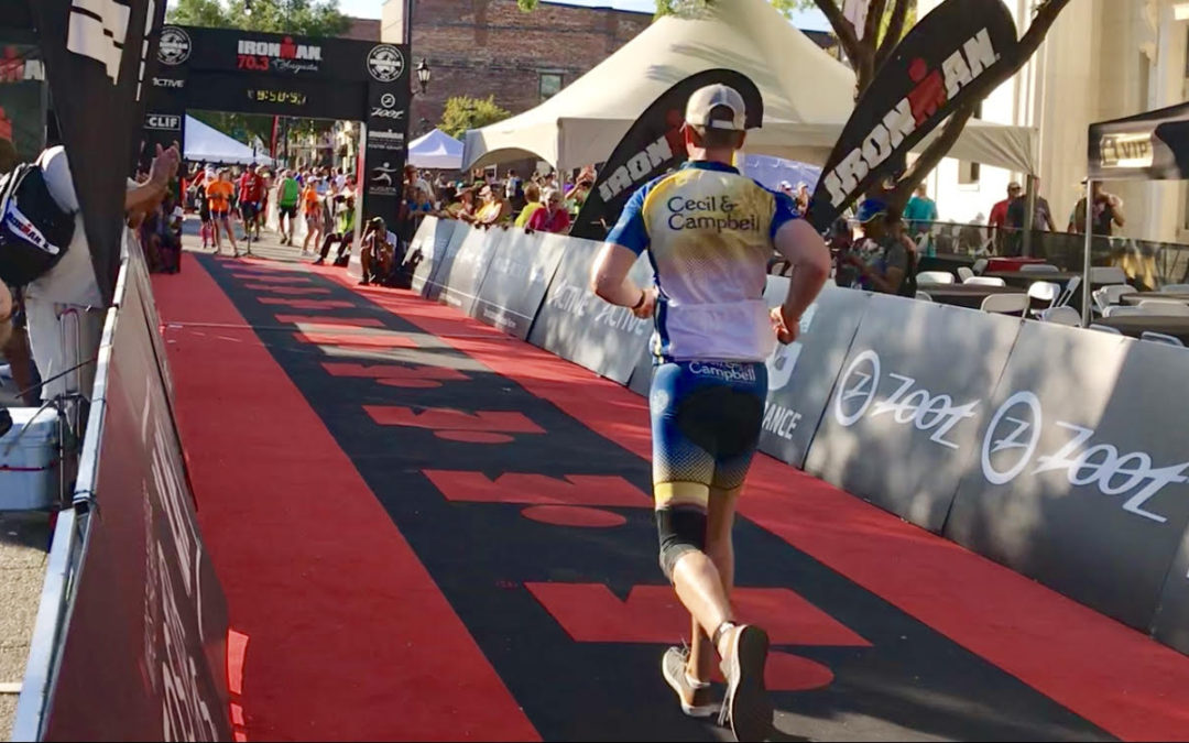 Endurance & Commitment: Reflections on a Half Ironman