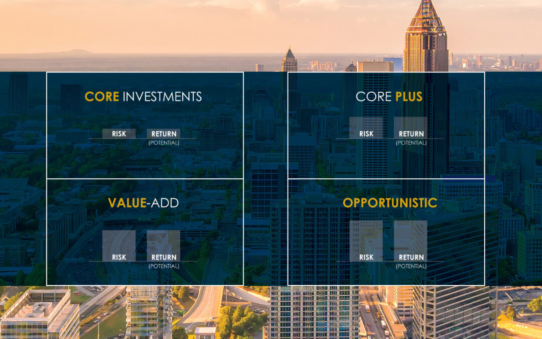 Investment Profiles: Core, Core Plus, Value-Add & Opportunistic